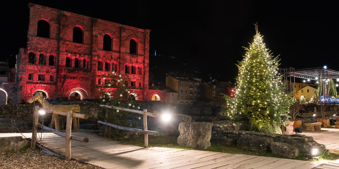 Torino e Aosta Mercatini di Natale Viaggi in offerta