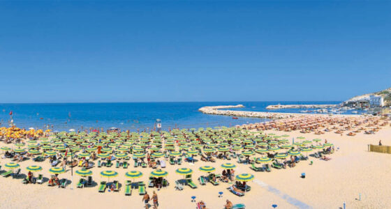 Maritalia Club Village spiaggia