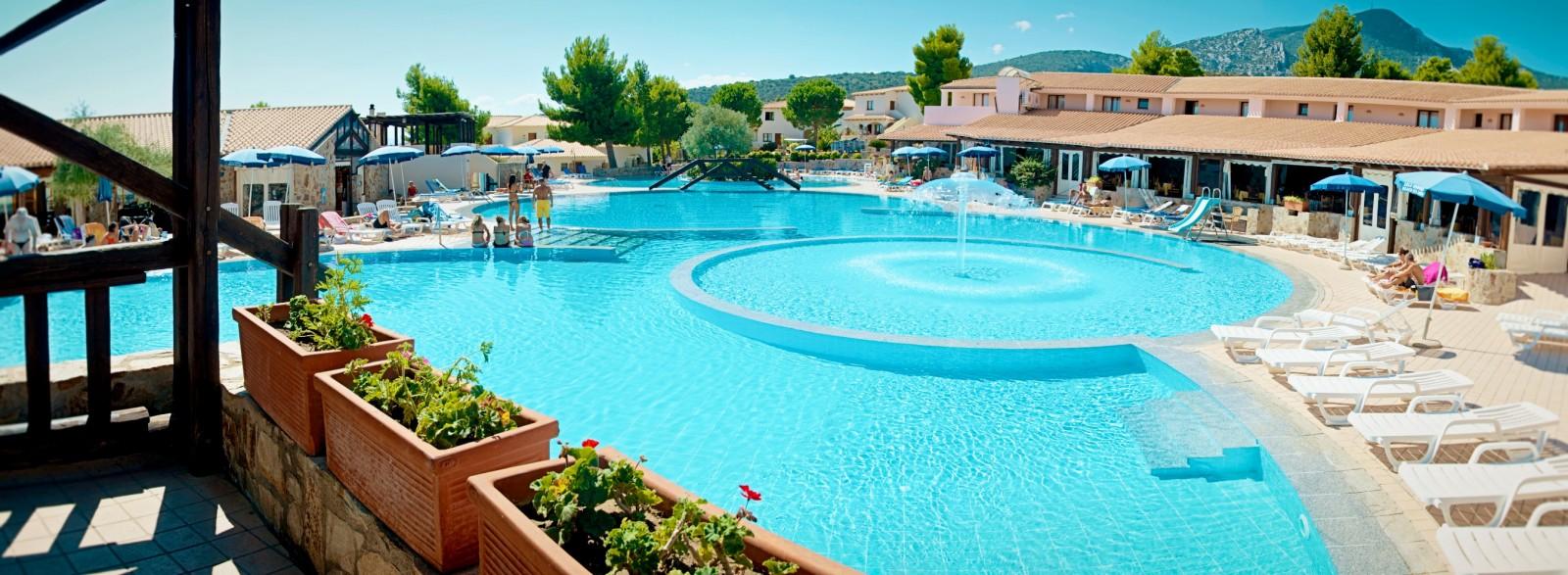 calagonone piscina