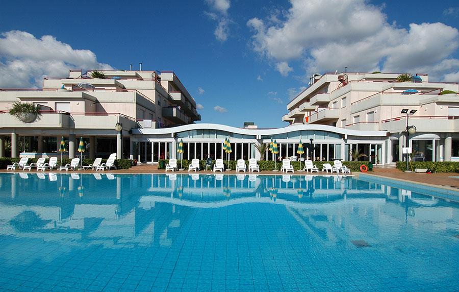 Il Residence Club Hotel Le Terrazze