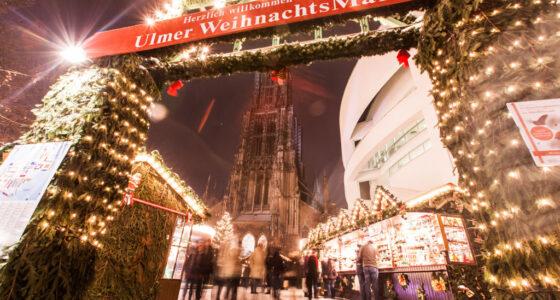 Ulm e la strada romantica