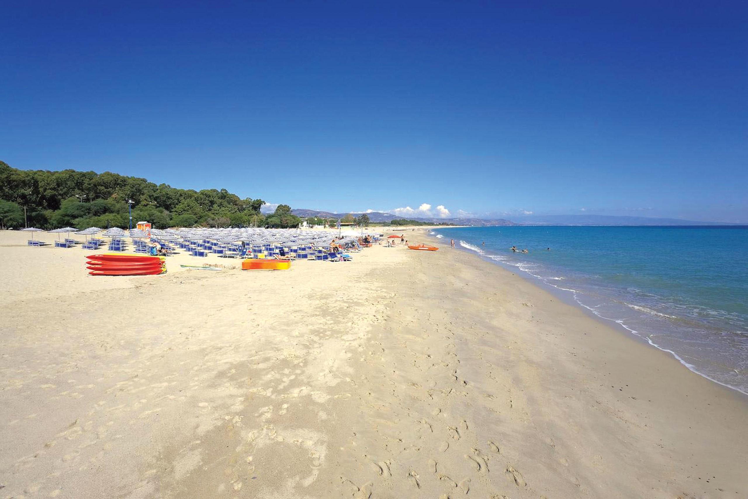 Nausicaa Spiaggia