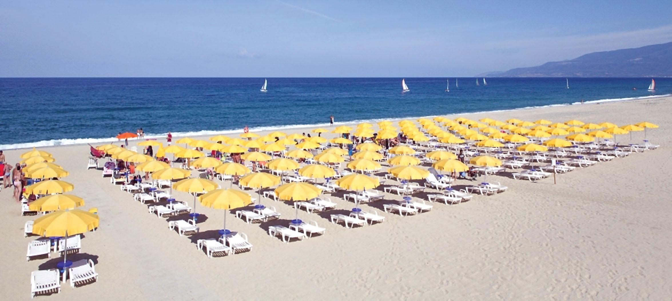 Pizzo Calabro spiaggia - Calabria