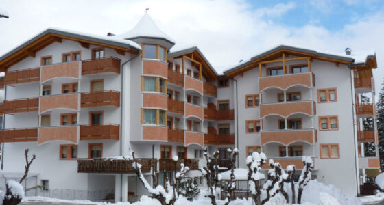 hotel select andalo inverno