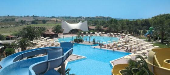 Pizzo Calabro piscina