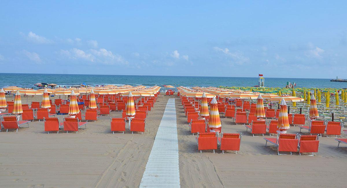 park hotel valle clavia spiaggia