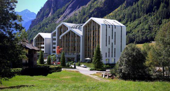 th Courmayeur hotel