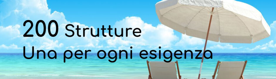 200 strutture turistiche