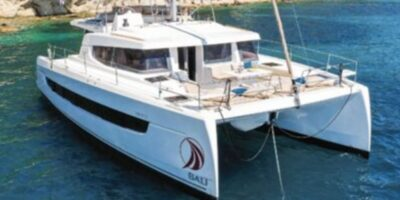 Catamarano - Isole Eolie da Palermo