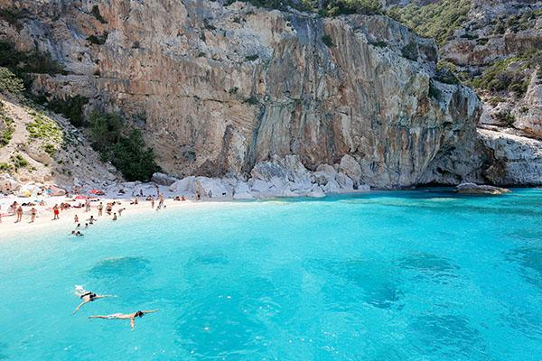 club esse cala gonone beach