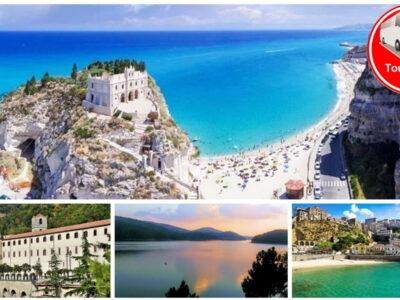 Dalla costa alla montagna: Paola, Tropea, Pizzo, Sila, Morano