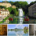 Viaggio tra cascate, castello, lago & grotte - Ferragosto - Lazio in bus