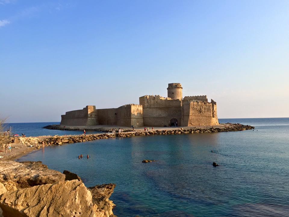 Fortezza Aragonese Le Castella (KR