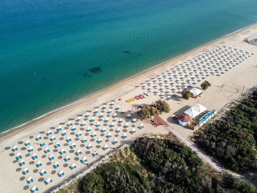 nicotera beach village spiaggia