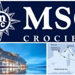 MSC Seaside - Italia Francia