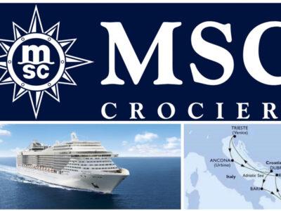 MSC Splendida- Italia - Grecia - Croazia